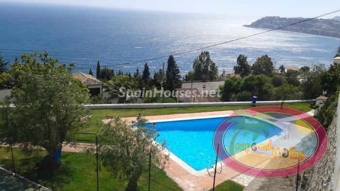 Holiday rental villa in Salobreña (Granada)