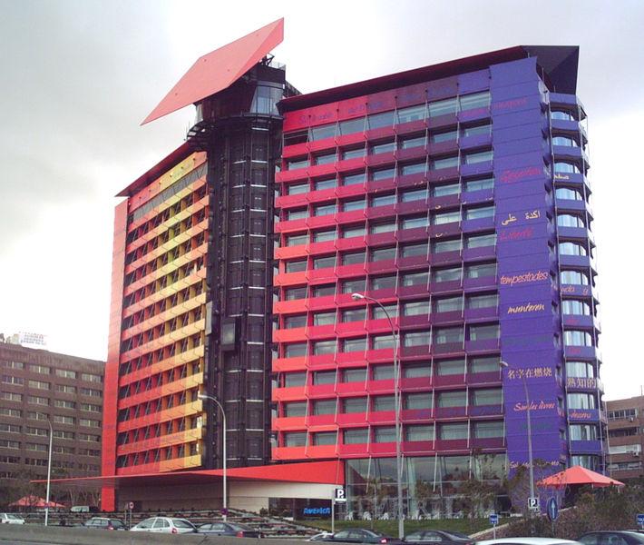 Hotel Puerta América (Madrid) 02
