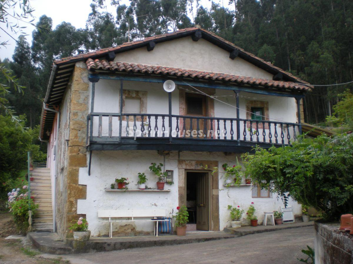 House for sale in Villaviciosa - Country Houses for Sale in Northern Spain