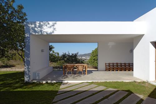 House in Ibiza 231 - Dwelling in Ibiza 2 by Roberto Ercilla
