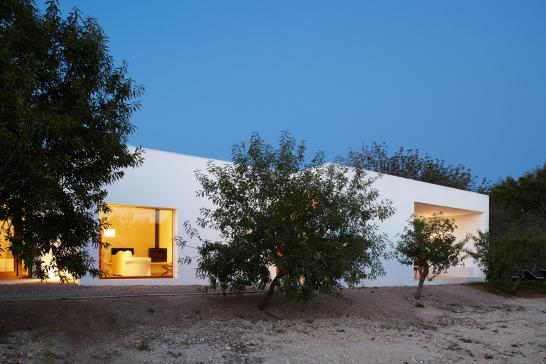 House in Ibiza 3 - Dwelling in Ibiza 2 by Roberto Ercilla