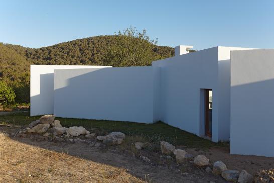 House in Ibiza 4 - Dwelling in Ibiza 2 by Roberto Ercilla