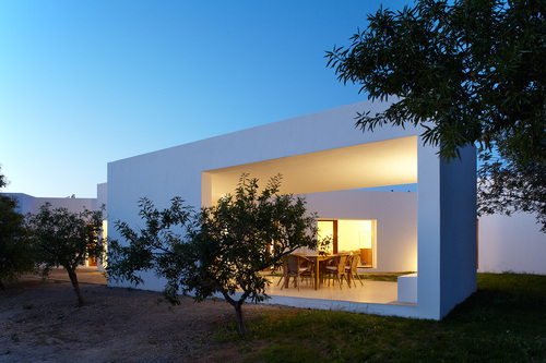 House in Ibiza 5 - Dwelling in Ibiza 2 by Roberto Ercilla
