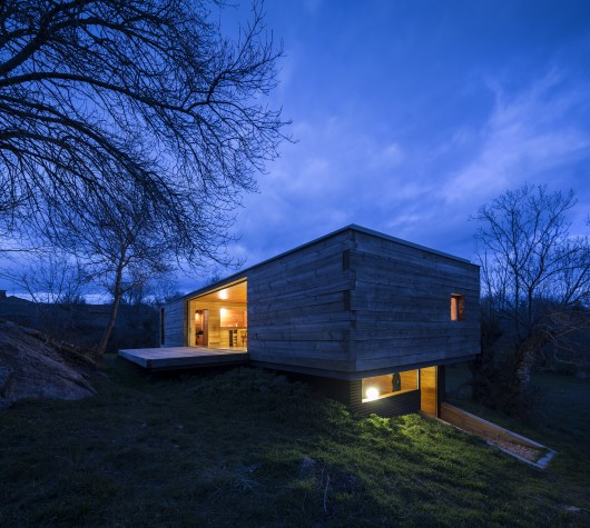 House in Segovia4 - Spanish Architecture: B House by ch+qs arquitectos, Segovia