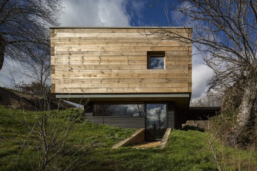 House in Segovia6 - Spanish Architecture: B House by ch+qs arquitectos, Segovia