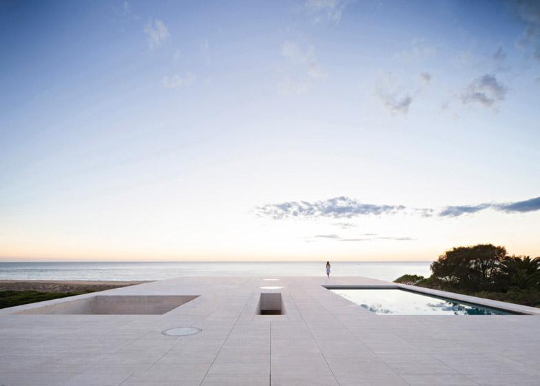 House of the infinite Cadiz12 - House of the Infinite by Alberto Campo Baeza, Cádiz