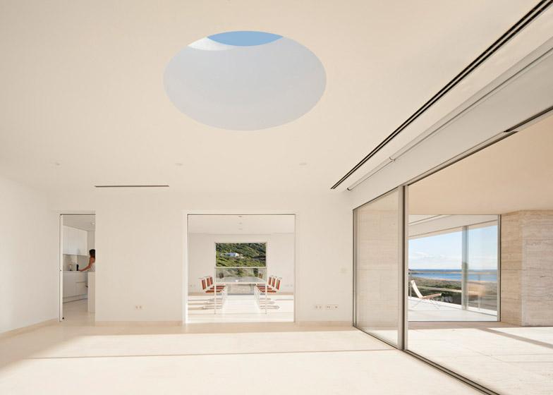 House of the infinite Cadiz13 - House of the Infinite by Alberto Campo Baeza, Cádiz