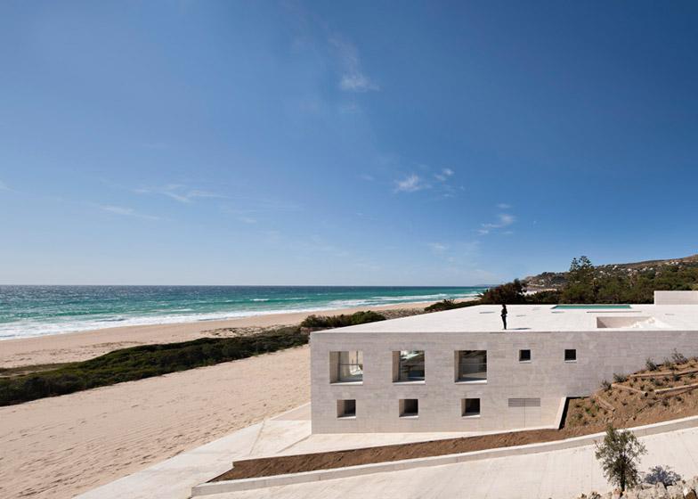 House of the infinite Cadiz14 - House of the Infinite by Alberto Campo Baeza, Cádiz