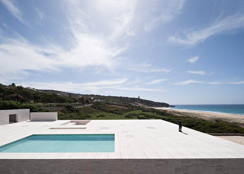 House of the infinite Cadiz15 - House of the Infinite by Alberto Campo Baeza, Cádiz
