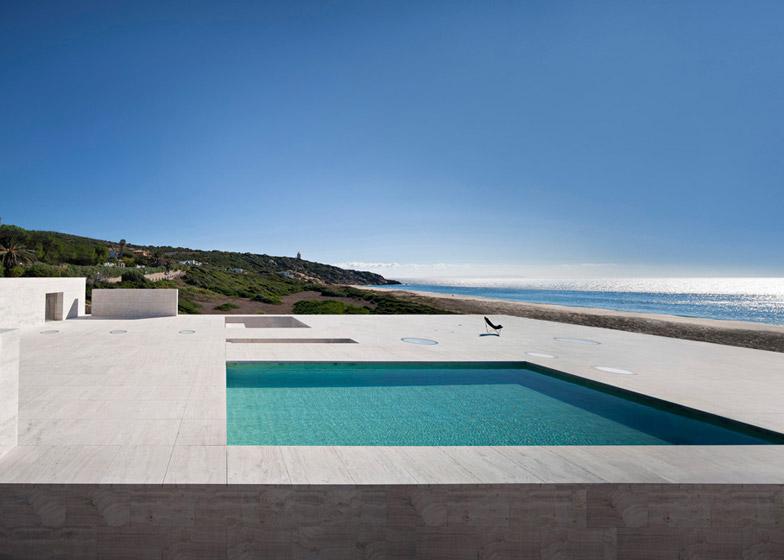 House of the infinite Cadiz2 - House of the Infinite by Alberto Campo Baeza, Cádiz