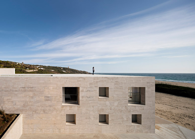 House of the infinite Cadiz3 - House of the Infinite by Alberto Campo Baeza, Cádiz
