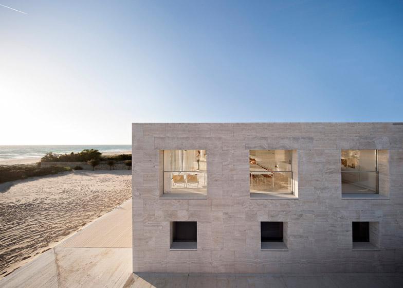 House of the infinite Cadiz4 - House of the Infinite by Alberto Campo Baeza, Cádiz