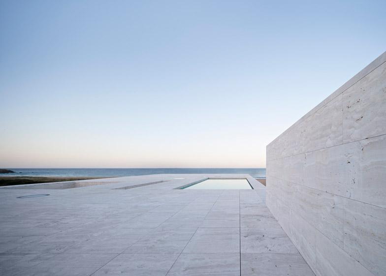 House of the infinite Cadiz5 - House of the Infinite by Alberto Campo Baeza, Cádiz