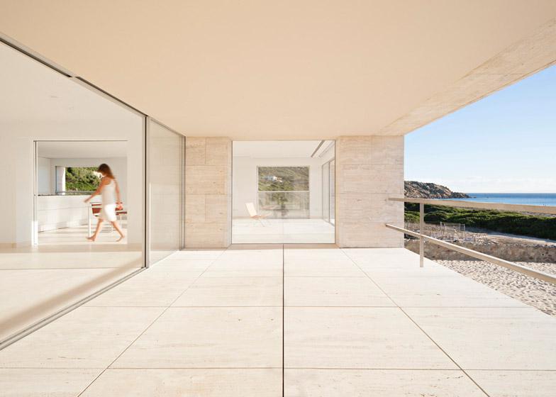 House of the infinite Cadiz6 - House of the Infinite by Alberto Campo Baeza, Cádiz