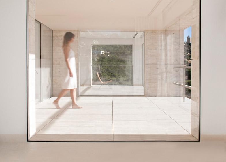 House of the infinite Cadiz7 - House of the Infinite by Alberto Campo Baeza, Cádiz