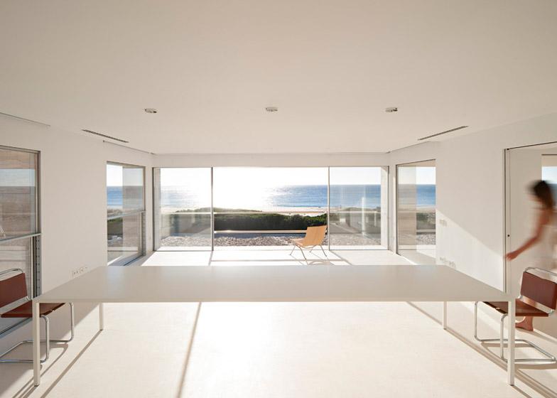 House of the infinite Cadiz8 - House of the Infinite by Alberto Campo Baeza, Cádiz