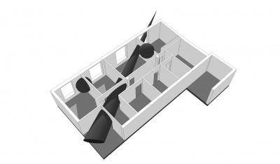 Hub Flat8 - Hub Flat by CH QS Arquitectos