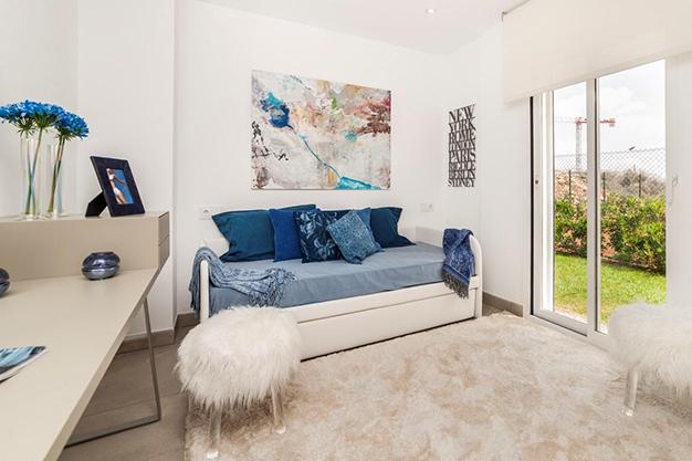 IMAGEN DORMITORIO 2  - Personalise your new home: Newly built luxury villas in Mallorca
