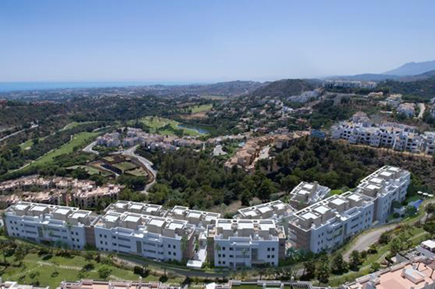 IMAGEN PRINCIPAL BENEHAVIS - Live surrounded by nature with this luxury apartment in Málaga