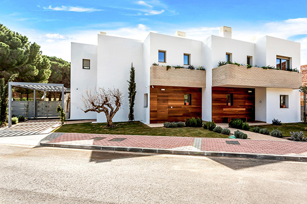 IMAGEN PRINCIPAL VILLA BENALMADENA - Enjoy nature and the sea in this luxury villa in Benalmádena (Málaga)