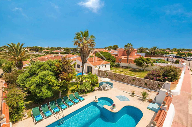 ISLA MENORCA - Living in paradise is possible with this luxury home in Menorca