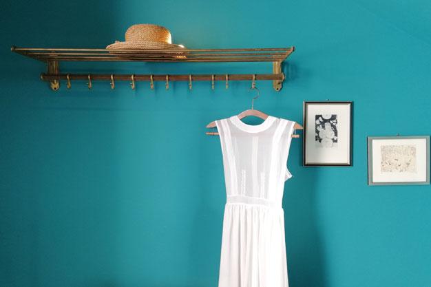 Ideas para hacer un vestidor en casa aprovechando cualquier hueco - How to make a dressing room in any spot of your home