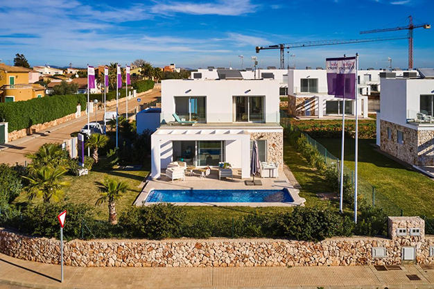 JARDINES MALLORCA - Personalise your new home: Newly built luxury villas in Mallorca