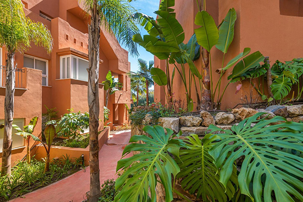 JARDINES MARBELLA - This apartment for sale in Marbella is the perfect home to live in a unique natural environment and be happy