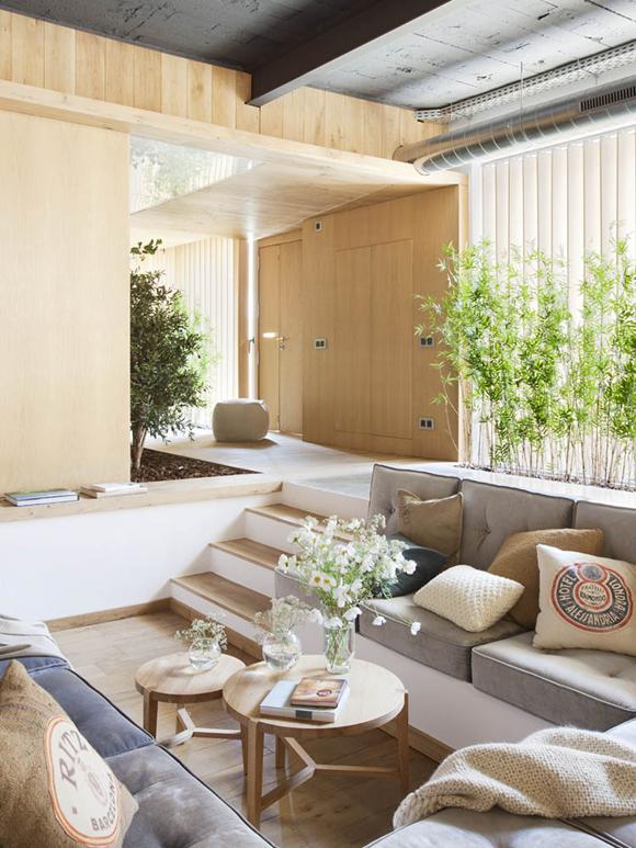 Loft in Terrassa16 - Contemporary Residential Design: Captivating Loft in Barcelona