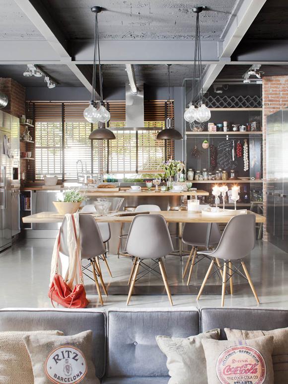 Loft in Terrassa17 - Contemporary Residential Design: Captivating Loft in Barcelona