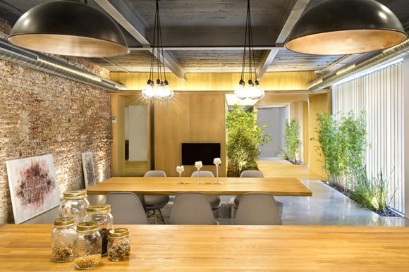 Loft in Terrassa6 - Contemporary Residential Design: Captivating Loft in Barcelona