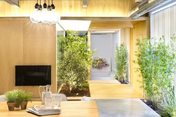 Loft in Terrassa7 - Contemporary Residential Design: Captivating Loft in Barcelona