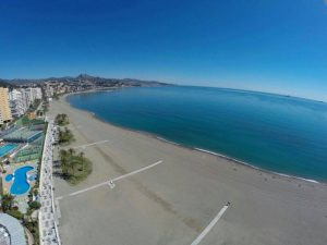 Málaga playa de la Malagueta 300x225 - British buyers down in Spanish coastal areas due to Brexit