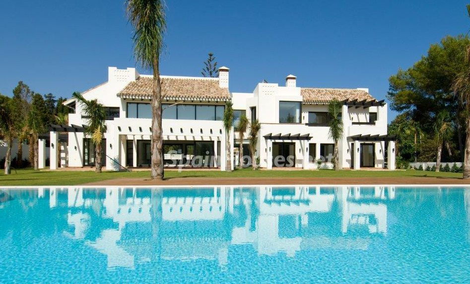 MARBELLA ESTILO MODERNO e1521633925630 - Definitive decorative style in this luxurious villa in Marbella