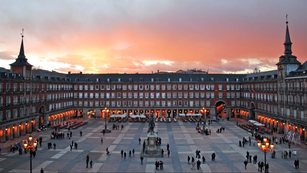 Madrid Plaza Mayor e1486569845280 1024x576 - Spain ranks third as Plan B for foreign investors fleeing Brexit