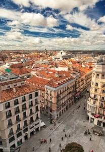 Madrid desde Callao