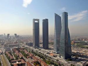 Madrid, Las Cuatro Torres