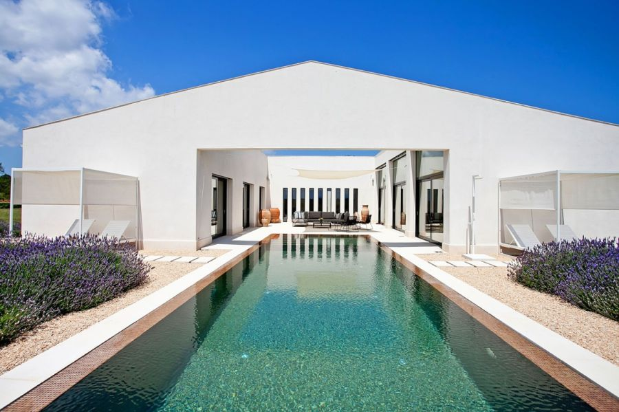 Mallorca Country Villa1 - Mediterranean Style Villa in Mallorca, Balearic Islands