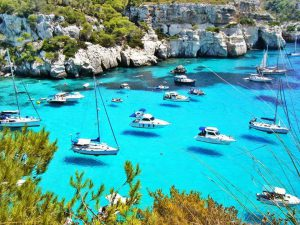 Menorca 300x225 - Spain shattered its own tourism record in 2016