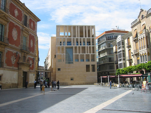 Murcia Town Hall2 - Contemporary Architecture in Spain: Murcia Town Hall