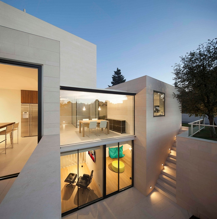 Outstanding and Minimalist Home in Barcelona1 - Outstanding and Minimalist Home in Barcelona