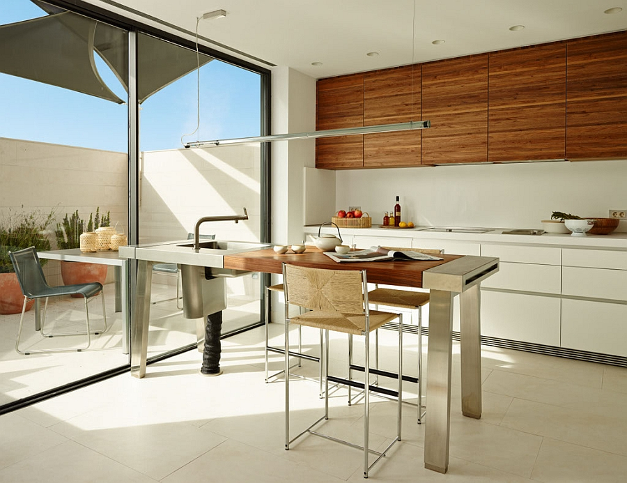Outstanding and Minimalist Home in Barcelona6 - Outstanding and Minimalist Home in Barcelona