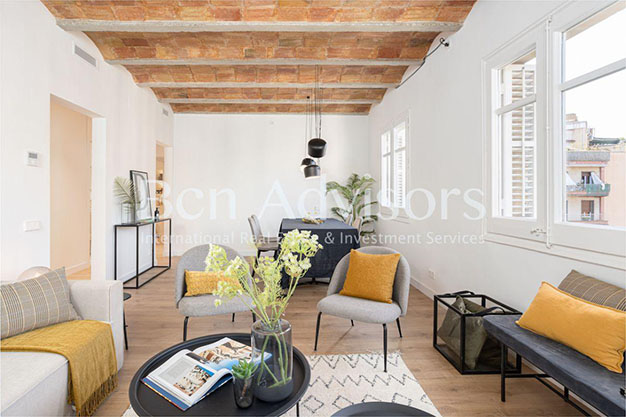 PANORAMICA BARCELONA - You'll love this unique flat for sale in Barcelona