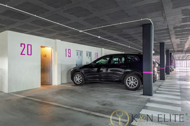 PARKING ALICANTE 1 - Discover this flat next to the beach in Alicante, ideal for those looking for a modern and comfortable space