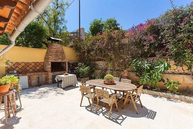 PATIO MALLORCA - Nothing better than this villa in Palma de Mallorca to enjoy the sun and beautiful beaches