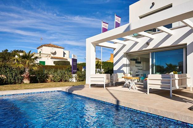PERGOLA MALLORCA - Personalise your new home: Newly built luxury villas in Mallorca