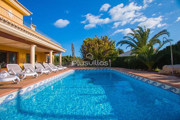 PISCINA ALICANTE 2 - Find your new home in this luxury villa in Alicante