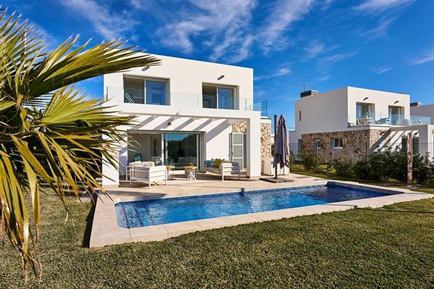 PISCINA MALLORCA - Personalise your new home: Newly built luxury villas in Mallorca