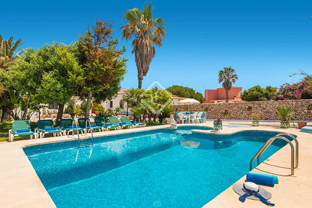 PISCINA MENORCA - Living in paradise is possible with this luxury home in Menorca