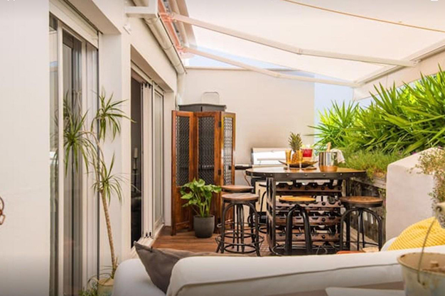 PRINCIPAL ATICO MALAGA - Discover this penthouse with terrace in the centre of Malaga